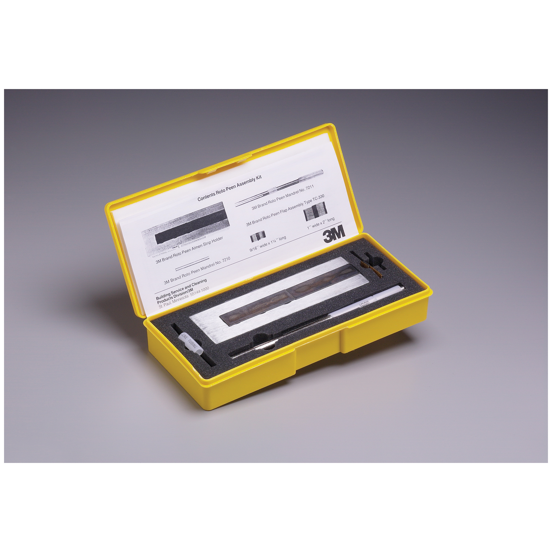 3M™ 048011-17157 9041 Roto Peen Assembly Kit, Tungsten Carbide Abrasive