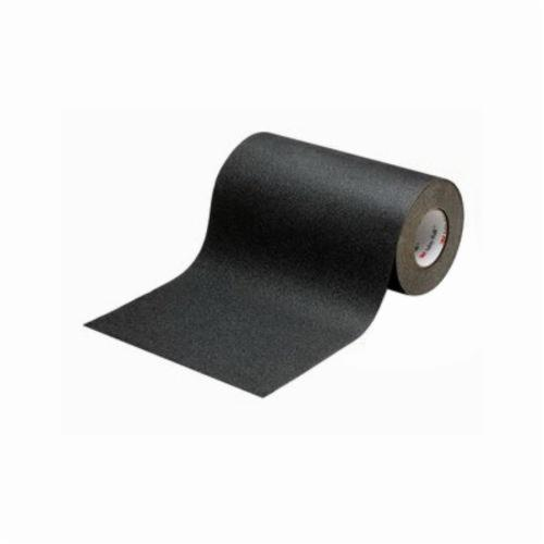3M™ Safety-Walk™ 048011-19235 General Purpose Heavy Duty Slip-Resistant Tape, 60 ft/Roll L x 12 in W x 0.028 in THK, Plastic Film Substrate, Solid Surface Pattern, Smooth Surface