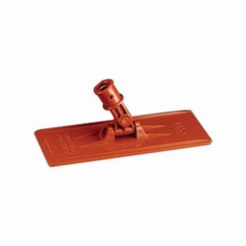 3M™ Doodlebug™ 048011-20511 Pad Holder, 9 in L x 3-3/4 in W x 17 mm THK, Orange