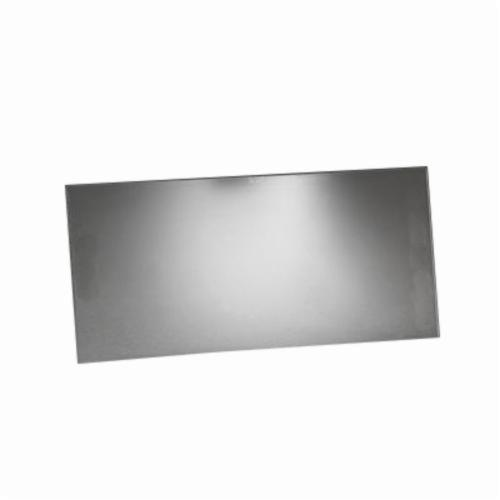 Speedglas™ 051131-37136 9000 Replacement Inside Protection Plate, Clear, Polycarbonate, 3-9/16 in H x 1-5/8 in W