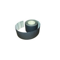 3M™ 051111-49792 Microfinishing Film Roll, 4 in W x 150 ft L, 40 micron Grit, Silicon Carbide Abrasive, Polyester Film Backing
