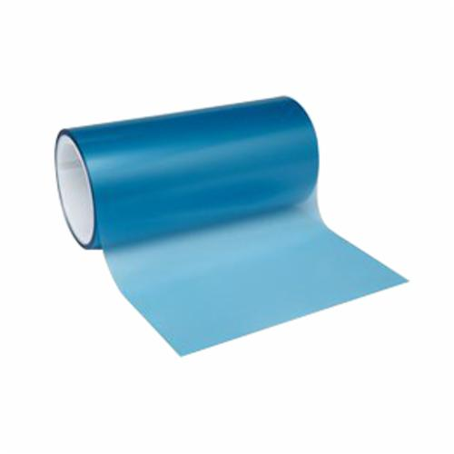 3M™ 051111-50092 Lapping Film Roll, 4 in W x 150 ft L, 9 u Grit, Super Fine Grade, Diamond Coated Abrasive, Blue