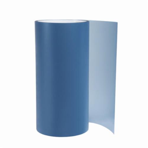 3M™ 051111-49964 Lapping Film Roll, 8 in W x 50 ft L, 9 u Grit, Super Fine Grade, Diamond Coated Abrasive, Blue