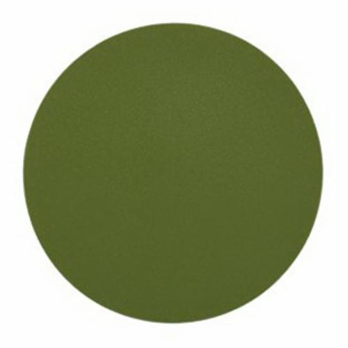 3M™ 051111-50036 Coated Abrasive Plain Back Disc, 5 in Dia, 30 micron Grit, Silicon Carbide Abrasive, Polyester Film Backing