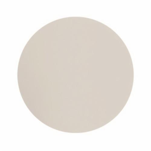 3M™ 051111-50042 Plain Back Lapping Film, 5 in Dia, 0.5 u Grit, Super Fine Grade, Diamond Abrasive