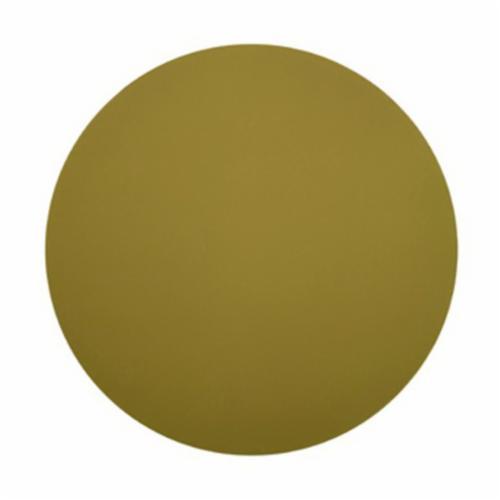 3M™ 051111-50051 Plain Back Lapping Film, 5 in Dia, 1.5 u Grit, Super Fine Grade, Diamond Abrasive