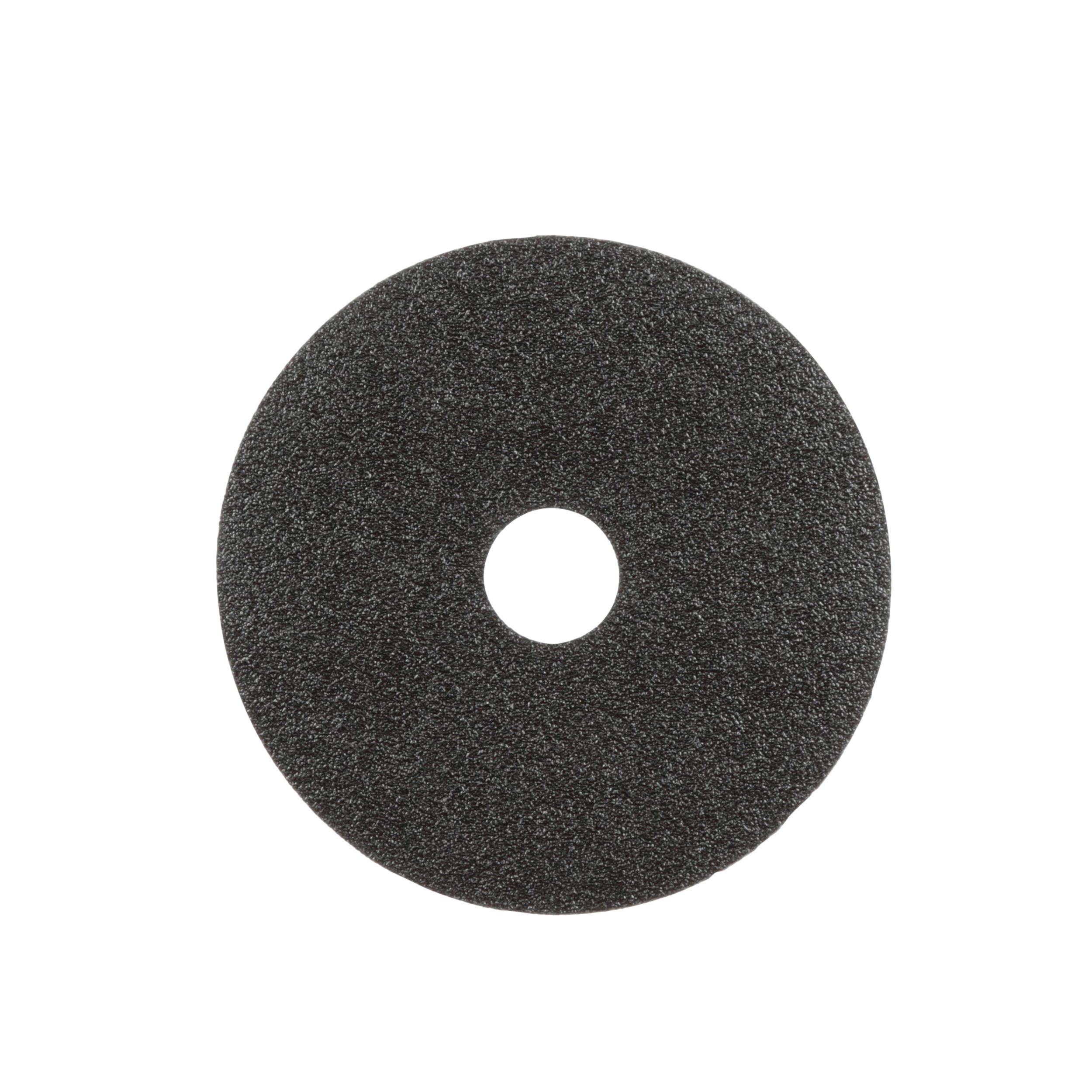 3M™ 051111-50416 501C Close Coated Closed Coated Abrasive Disc, 4-1/2 in Dia Disc, 7/8 in Center Hole, 80 Grit, Medium Grade, Zirconia Alumina Abrasive, Arbor Attachment