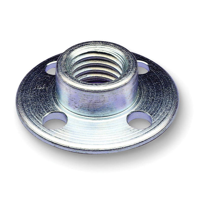 3M™ 051111-51047 Disc Retainer Nut, 5/16 in L, For Use With Disc Sander and Right Angle Grinder