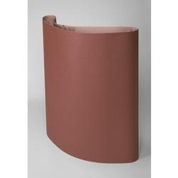3M™ 051111-51215 361F Flat Wide Abrasive Belt, 37 in W x 75 in L, P180 Grit, Very Fine Grade, Aluminum Oxide Abrasive, Polyester Backing