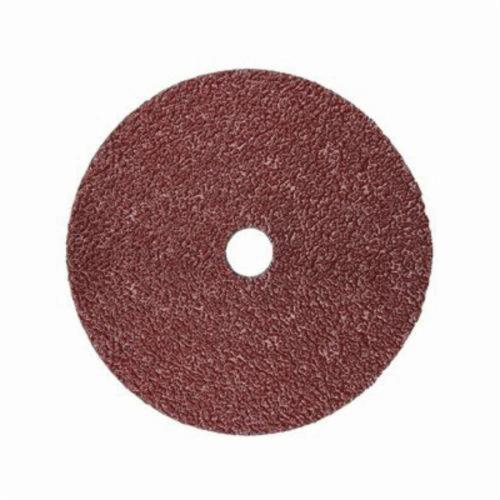 3M™ 051111-55965 Close Coated Abrasive Disc, 7 in Dia, 7/8 in Center Hole, 36 Grit, Very Coarse Grade, Ceramic Abrasive, Arbor Attachment