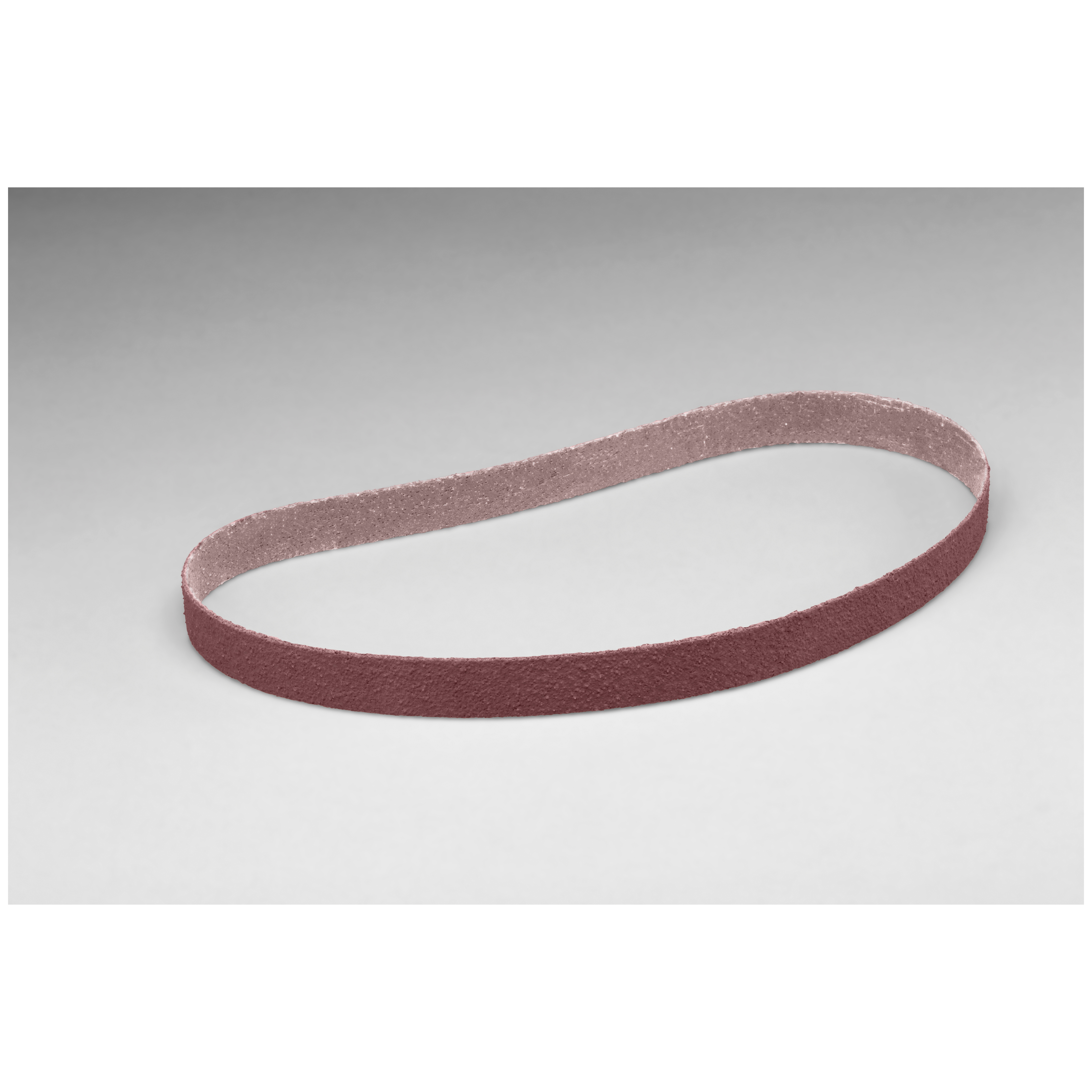 3M™ 051144-26814 File Coated Abrasive Belt, 1-1/2 in W x 18-15/16 in L, P180 Grit, Very Fine Grade, Aluminum Oxide Abrasive, Cloth Backing