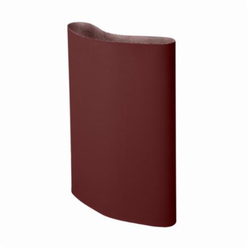 3M™ 051115-27969 Flat Wide Coated Abrasive Belt, 30 in W x 252 in L, 40 Grit, Coarse Grade, Aluminum Oxide Abrasive, Cloth Backing