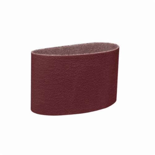 3M™ 051144-76349 Narrow Coated Abrasive Belt, 9 in W x 85 in L, 60 Grit, Medium Grade, Aluminum Oxide Abrasive, Cloth Backing