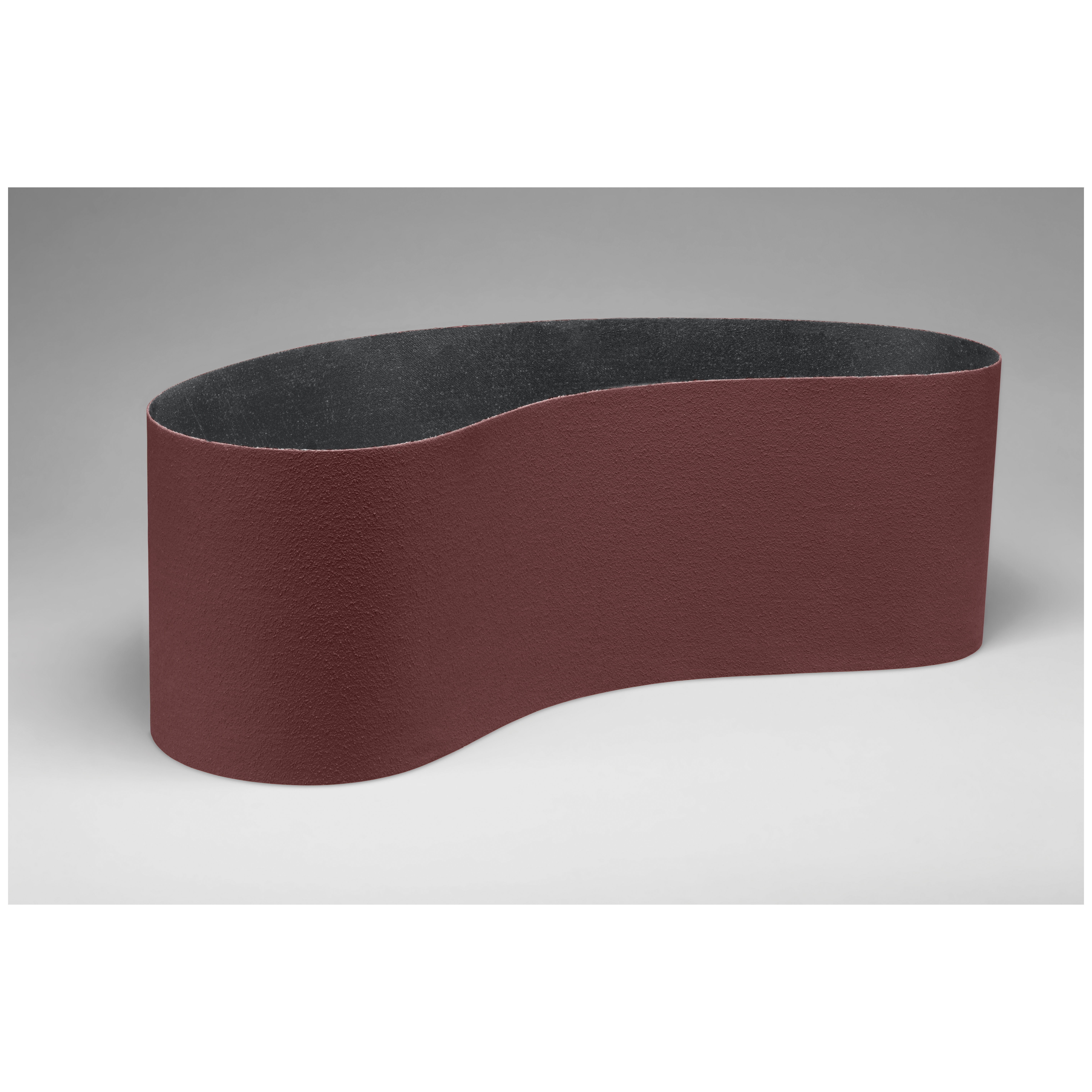 3M™ 051144-26894 File Coated Abrasive Belt, 1/2 in W x 12 in L, 80 Grit, Medium Grade, Aluminum Oxide Abrasive, Rayon Backing