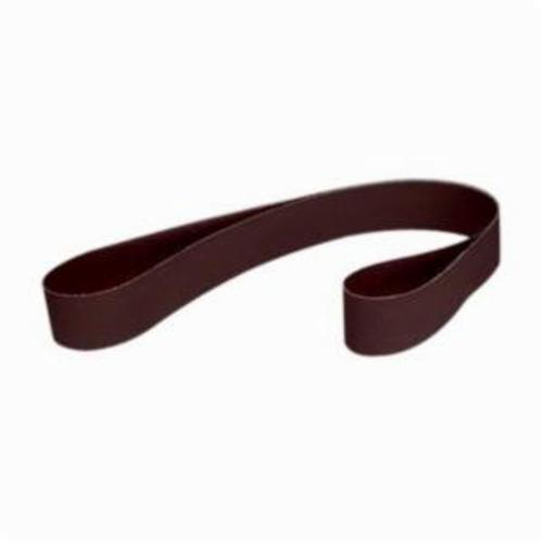3M™ 051144-32398 File Coated Abrasive Belt, 1/2 in W x 12 in L, 240 Grit, Very Fine Grade, Aluminum Oxide Abrasive, Rayon Backing
