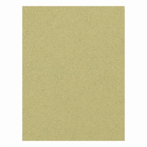 3M™ 051111-54674 Lapping Film, 8 in L x 3 in W, 45 micron Grit, Diamond Abrasive, Yellow