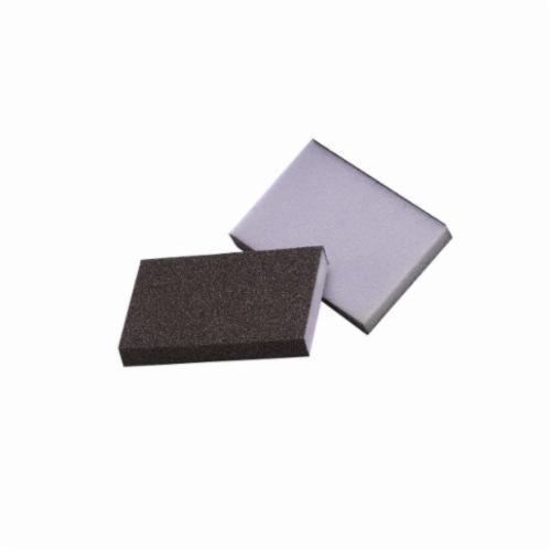 3M™ 051115-00630 High Flexibility Sanding Sponge, 3-3/4 in L x 2-5/8 in W x 1/2 in THK, Medium Grade
