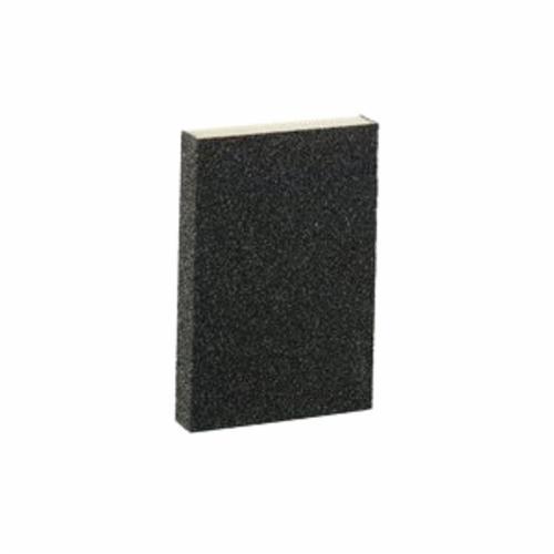 3M™ 051115-07060 Pro-Pad™ Sanding Pad, 4 in L x 2-7/8 in W x 1/2 in THK, 150 Grit, Very Fine Grade