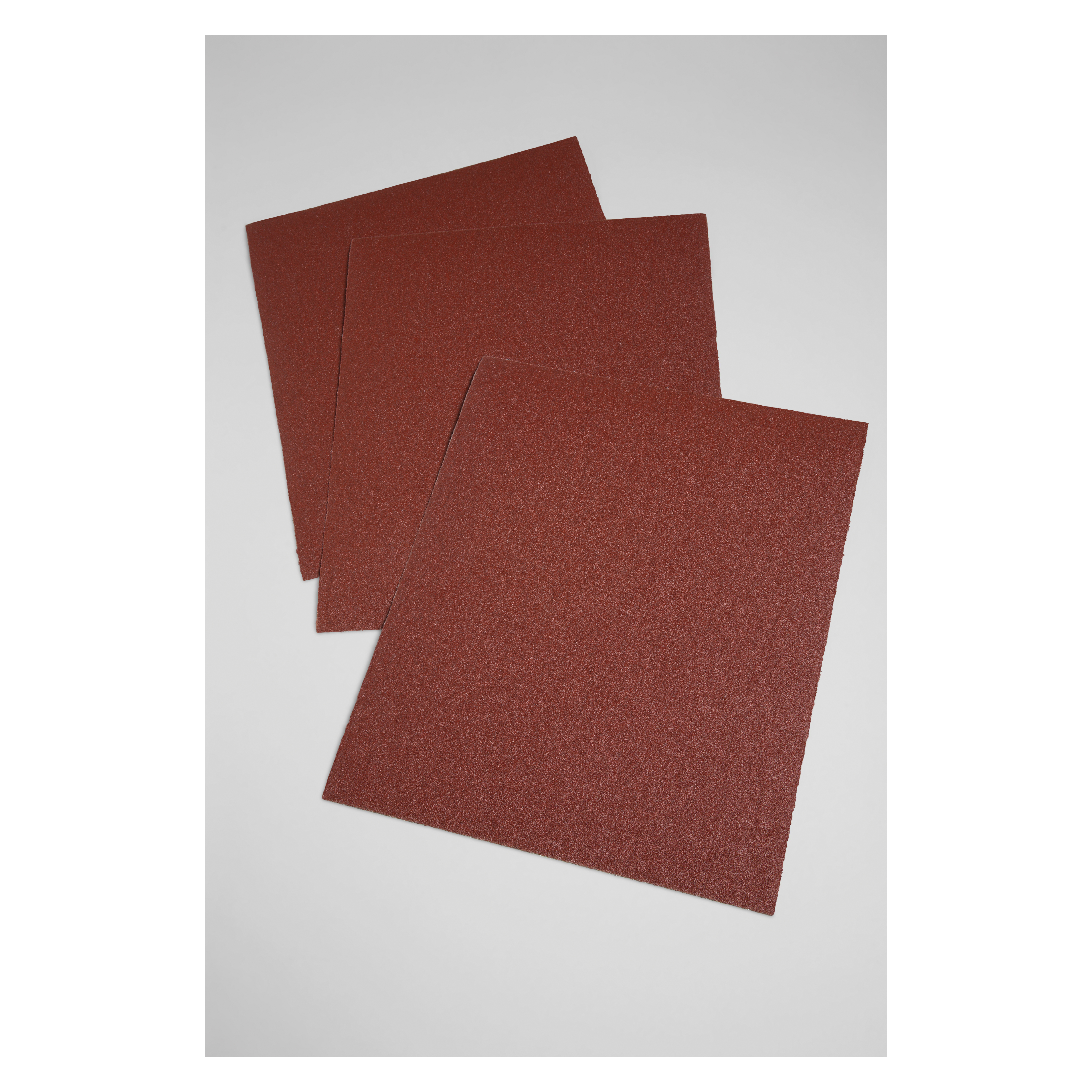 3M™ 051115-19773 Utility Coated Abrasive Sheet, 11 in L x 9 in W, P60 Grit, Medium Grade, Aluminum Oxide Abrasive, Cloth Backing