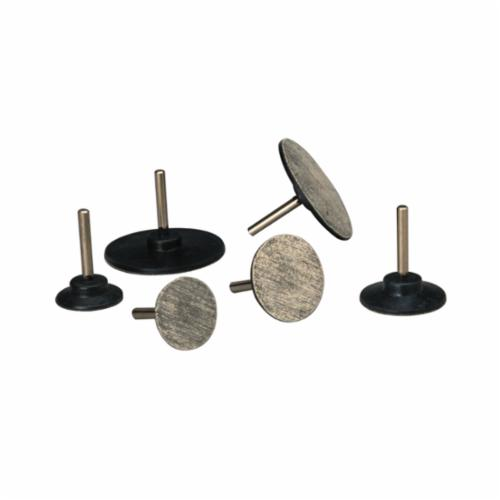3M™ Standard Abrasives™ 051115-33074 840050 Hand Pad Holder, 5 in Dia Pad, Hook and Loop Attachment