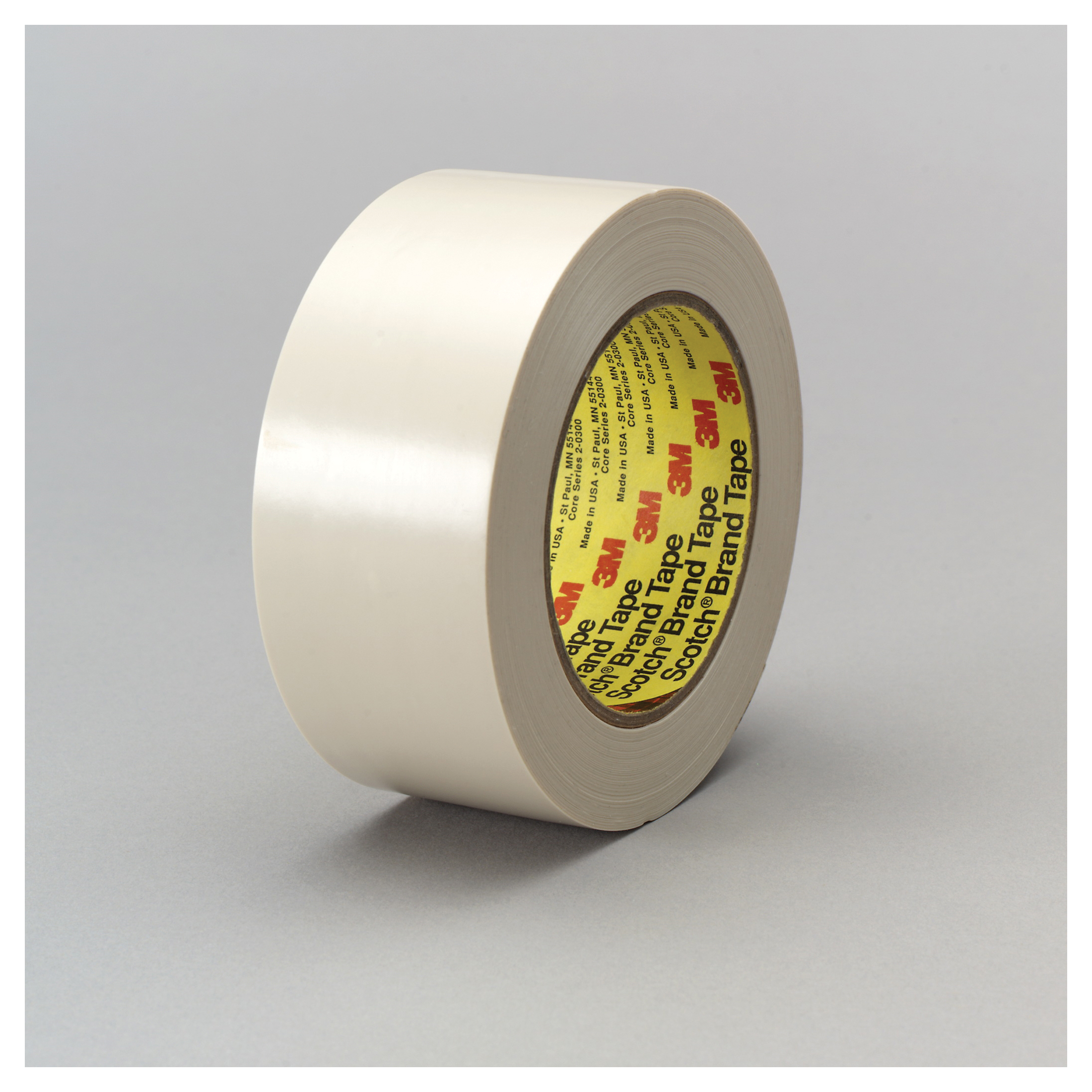 3M™ 021200-05852 Electroplating Tape, 36 yd L x 3/4 in W, 7.1 mil THK, Rubber Adhesive, Vinyl Backing