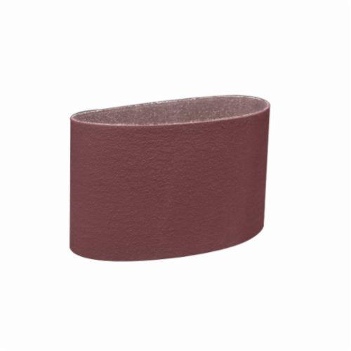 3M™ 051144-72229 File Coated Abrasive Belt, 1/2 in W x 18 in L, 120 Grit, Fine Grade, Aluminum Oxide Abrasive, Rayon Backing