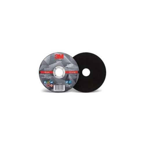 3M™ 051125-87465 Straight Cut-Off Wheel, 4-1/2 in Dia x 0.045 in THK, 7/8 in Center Hole, Ceramic Abrasive