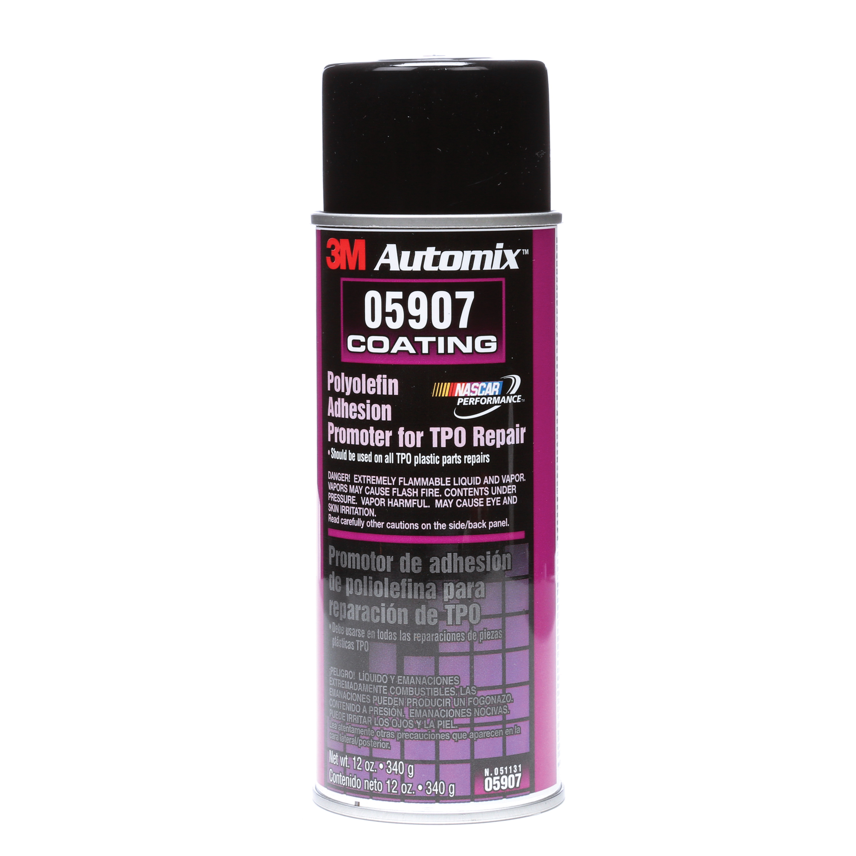 3M™ 051131-05907 Adhesion Promoter, 16 oz Aerosol Can, Liquid, Clear, 0.739