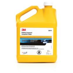 3M™ 051131-05974 Rubbing Compound, 1 gal, Tan, Ultra Fine Grade, 1200 Grit