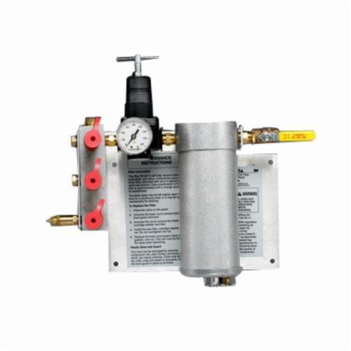 3M™ 051131-07006 Supplied Air High Pressure Filter and Regulator Panel, For Use With SAR Systems