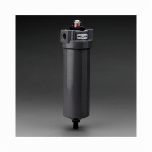 3M™ 051131-07008 Coalescing Filter, For Use With Compressed Air Filter and W-2806 Regulating Panels, Gray