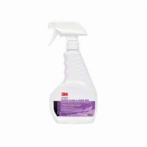 3M™ 051131-09033 Marine Clean and Shine Wax, 16.9 oz Bottle, Slight Solvent Odor/Scent, Clear, Liquid Form