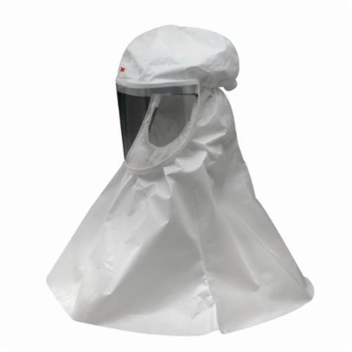 3M™ Versaflo™ 051131-17250 Economy Hood, For Use With Powered Air Purifying and Supplied Air Respirator Systems