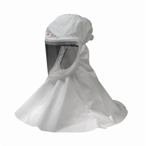 3M™ Versaflo™ 051131-17251 Economy Hood, For Use With Powered Air Purifying and Supplied Air Respirator Systems