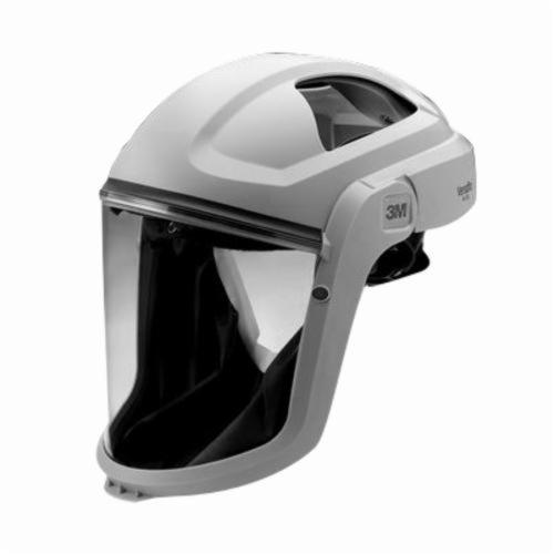3M™ Versaflo™ 051131-17312 M Series Respiratory Faceshield Assembly, White Visor, Specifications Met: ANSI Z87.1-2010, OSHA Approved