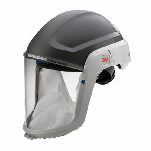 3M™ 051131-17316 M-Series Respiratory Hard Hat Assembly, For Use With Certain 3M™ Powered Air Purifying and Supplied Air Respirator Systems, Specifications Met: ANSI Z89.1-2003 Type 1 Class G/Z87.1-2010, OSHA APF