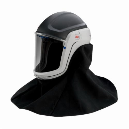 3M™ Versaflo™ 051131-17323 Respiratory Helmet Assembly, For Use With M-400 Series Helmet, Gray, Class Class G