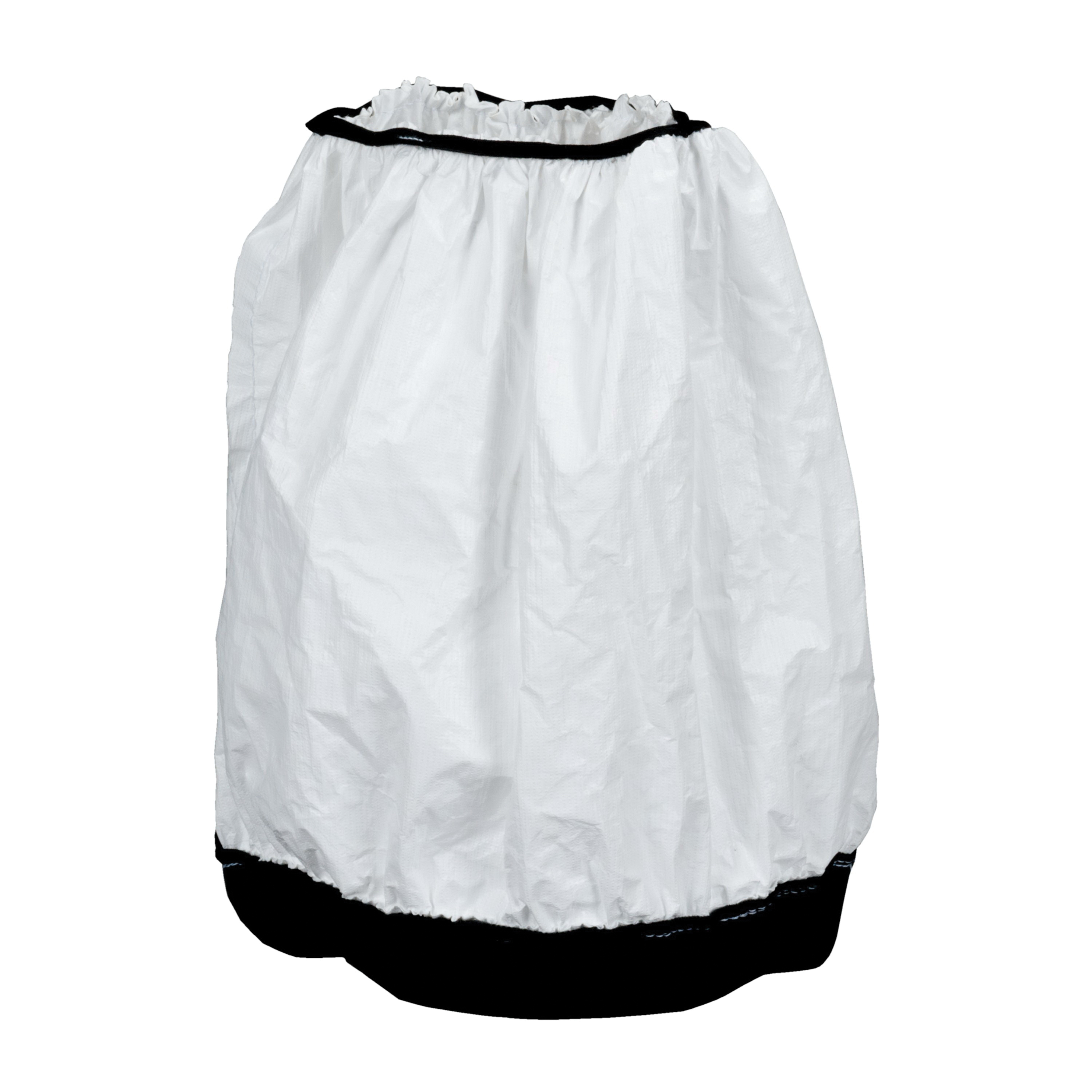 3M™ 051131-37090 L Series Inner Shroud, For Use With L-223, L-225-2, L-227 and L-228-2 Outer Shrouds, White, Specifications Met: ANSI Z87.1-2010