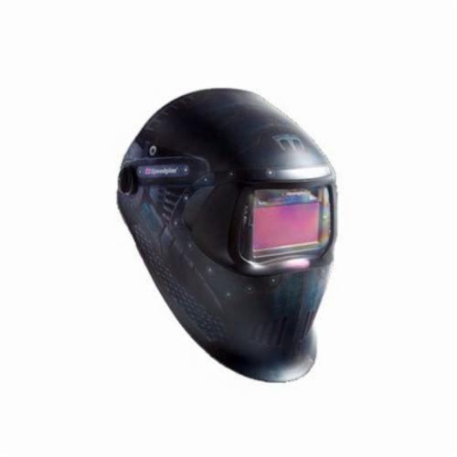 Speedglas™ 051131-37239 100 Fixed Front Welding Helmet With Auto-Darkening Filter, 8 to 12 Lens Shade, 1.73 x 3.66 in Viewing Area, Specifications Met: ANSI Z87.1-2010