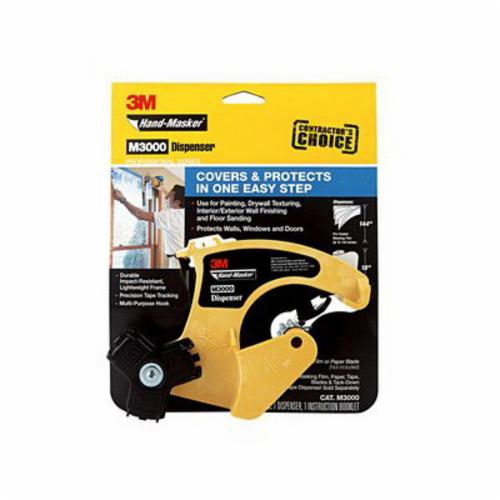 3M™ Hand-Masker™ 051131-77385 Tape Dispenser