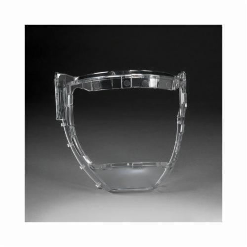 3M™ 051131-91508 Airstream™ Visor Surround Assembly, For Use With 3M™ Airstream™ Headgear Mounted Powered Air Purifying Respirator (PAPR) Systems