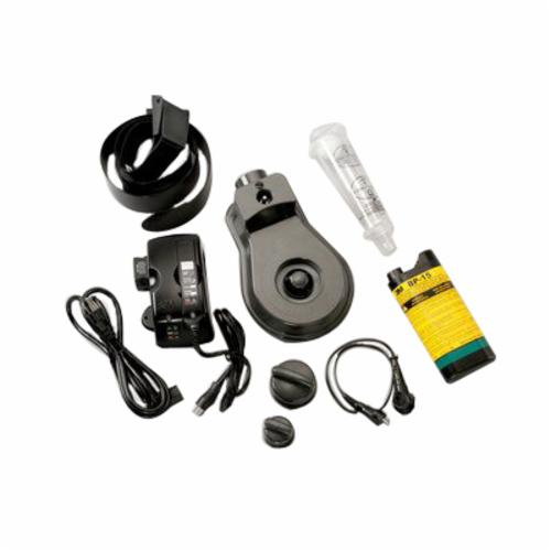 3M™ 051131-98532 GVP Powered Air Purifying Respirator Assembly, HEPA Filters and Cartridges, Rechargeable NiMH Battery
