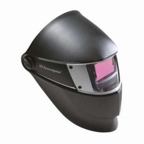 Speedglas™ 051131-98564 SL Series Welding Helmet With Auto-Darkening Filter, 8 to 12 Lens Shade, Black/Silver, 5-1/4 x 6 in Viewing Area, Nylon/Zytel, Specifications Met: ANSI Z87.1-2010
