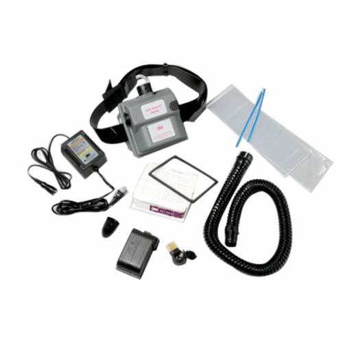 3M™ Air-Mate™ 051131-98703 High Efficiency Powered Air Purifying Respirator System, HEPA Filters and Cartridges, Rechargeable Ni-Cd Battery