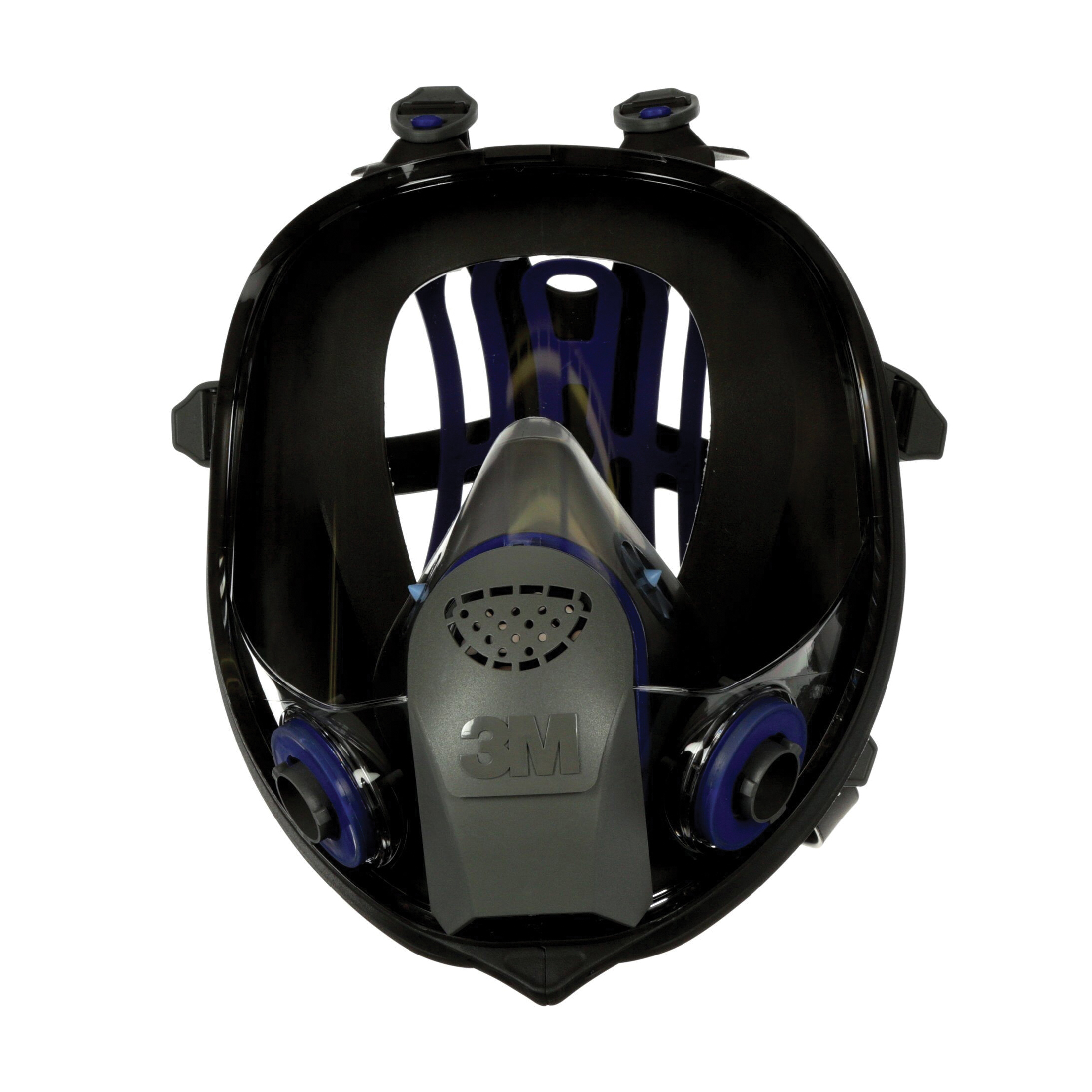 3M™ 051135-89418 Reusable Ultimate FX Full Face Respirator, S, 6-Point Suspension, Bayonet Connection
