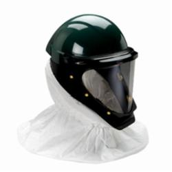 3M™ 051135-89453 L Series Faceshield With Wide-View Faceshield, Green, Specifications Met: ANSI Z87.1-2010