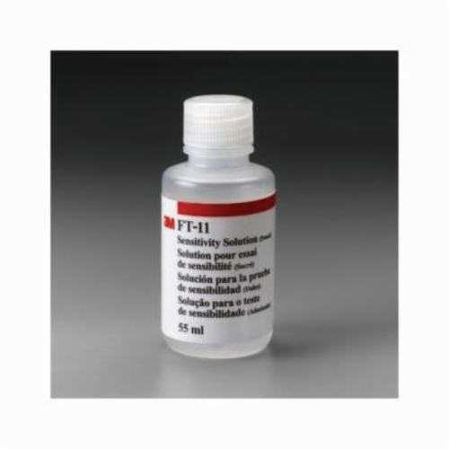 3M™ 051138-16359 Sensitivity Solution, Fit Test Protocol: Saccharin, For Use With FT-10 Qualitative Fit Test Apparatus and FT-20 Training and Fit Testing Case