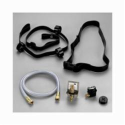 3M™ 051138-21326 7000 Low Pressure Air Regulating Kit, For Use With W-3020 Supplied Airline Hose and 6000/6000DIN, 7000 Series Full Facepieces Respirators