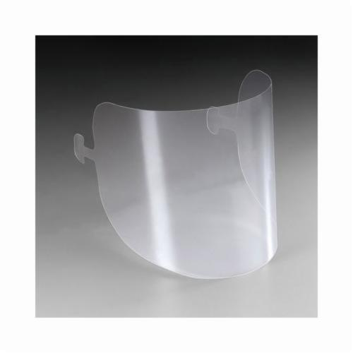 3M™ 051138-21585 Faceshield Cover, For Use With 3M™ Whitecap™ W-8100B Helmet