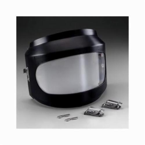 3M™ 051138-21586 Faceshield Assembly, For Use With W-8100B Whitecap™ Helmets